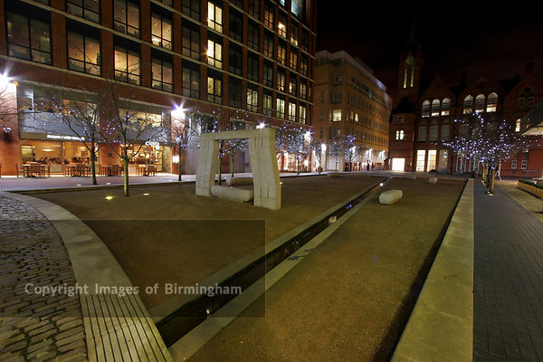 Oozells Square Brindleyplace