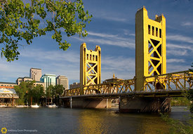 Tower Bridge, Sacramento