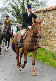 Ashley Bealby - The Cottesmore Hunt at Tilton on the Hill, 9-11-13