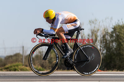 Men's Individual time trial Final / AGROTIS Alexandros (CYP)