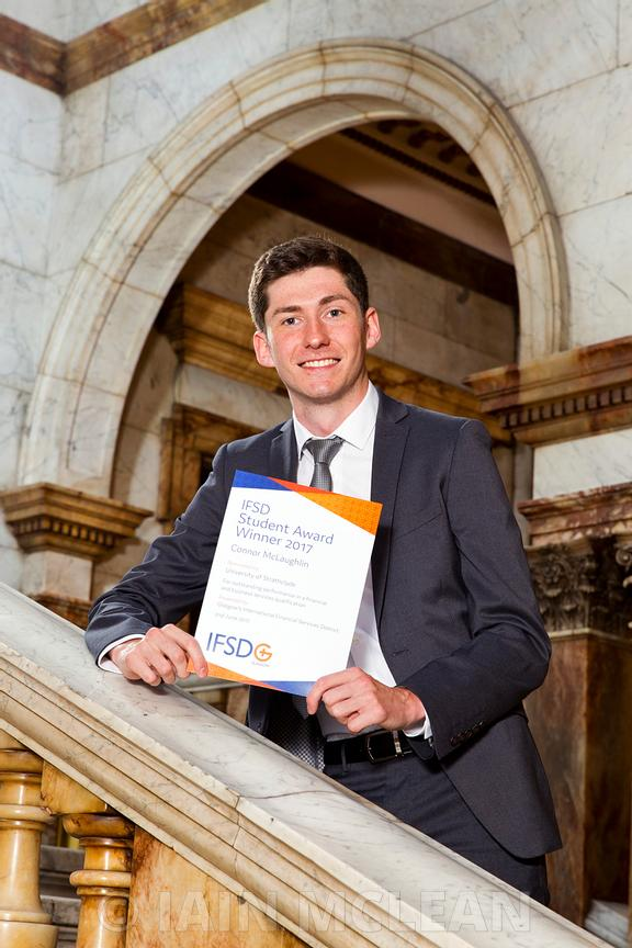 IFSD Awards at the City Chambers, Glasgow..2.6.17..More info from Budge PR.David Budge: david.budge@budgepr.com.014115531115....
