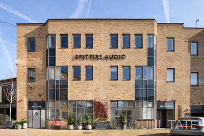 Spitfire Audio, London | Client: Studio TILT