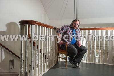 16th March, 2015.Theatre Director and Artistic Director of Randolf SD Wayne Jordan photographed at the Gate Theatre in Dublin...