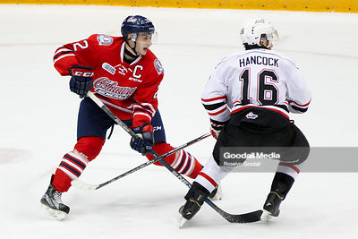 Oshawa Generals vs Owen Sound Attack on February 15, 2016