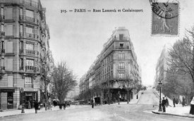 Rue Caulaincourt Paris 18th