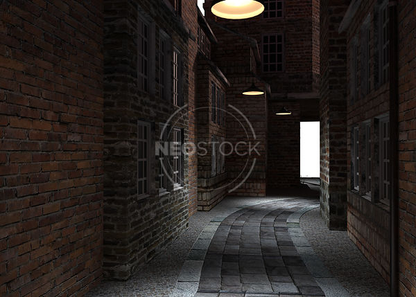 Old_London_Alley_-_07_-_Night