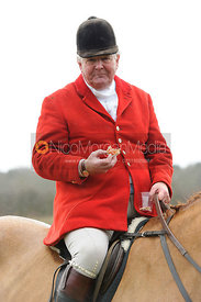 Hunt Chairman, John Martin - The Belvoir at Burton Pedwardine