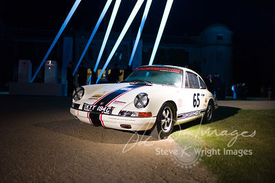 Celebrating 50 years of the Porsche 911 at the Goodwood Road Racing Club (GRRC) Summer Ball - Goodwood Festival of Speed 2013