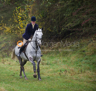 Maz Medcalf - The Cottesmore at John O'Gaunt 24/11/12