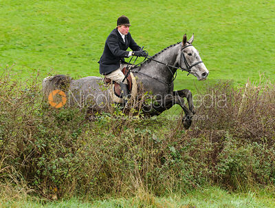 Will Bissell - The Cottesmore Hunt at Tilton on the Hill, 9-11-13