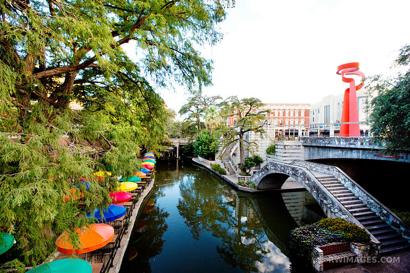 RIVER WALK SAN ANTONIO TEXAS