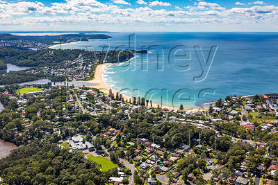 Avoca Beach Aerial Photography