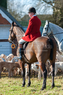 The Cottesmore Hunt at Barleythorpe 5/2