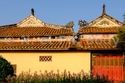 VIETNAM, HUE, CITE INTERDITE//VIETNAM, HUE, THE FORBIDDEN CITY
