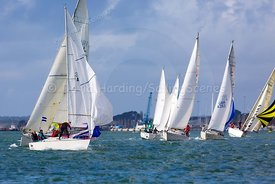 Poole Yacht Club Commodore's Charity Pursuit Race, 20181111077