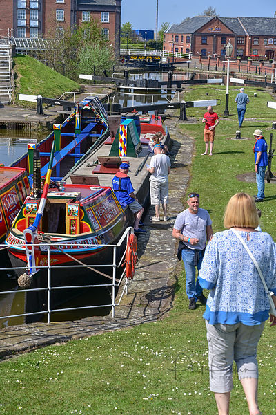 Ellesmere Port Easter Boat Gathering 2019