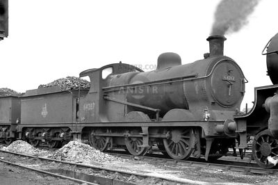 PHOTOS OF EX-LNER J11 CLASS 0-6-0 STEAM LOCOS