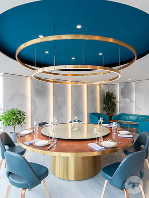 Beijing Kitchen restaurant by Sybarite, Xi'an, China. Photo : ©Kristen Pelou