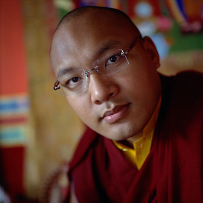 India - The Karmapa Lama