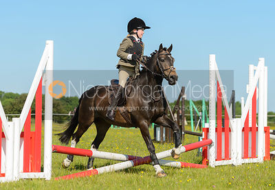 Class 1 - Cottesmore Hunt Pony Club Showjumping -  17 June 2017