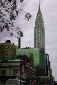 Chrysler Building , Manhattan-New-York