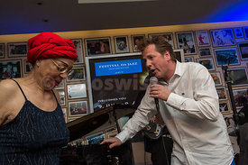 Othella Dallas (90) mit Band an Festival da Jazz 2015 St.Moritz Presound Night Event
