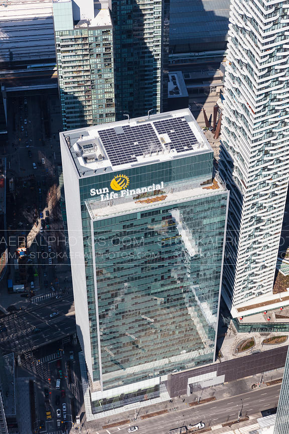 Sun Life Financial Tower, Toronto