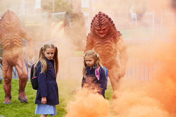 Doctor Who S9 Ep7 The Zygon Invasion