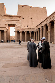 Guardians at Edfu