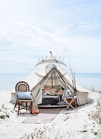Beachside Camping