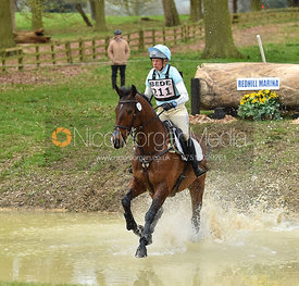 Izzy Taylor and IMPROMPTU II - Belton International Horse Trials 2017