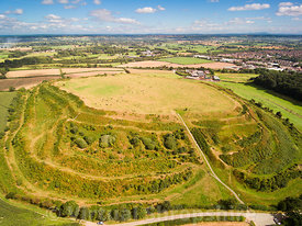 Old Oswestry Hillfort