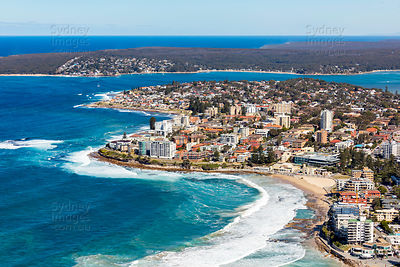 Cronulla Beach Looking South