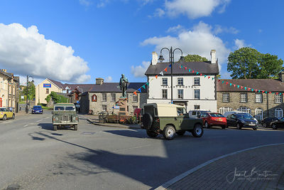 The Square, Tregaron