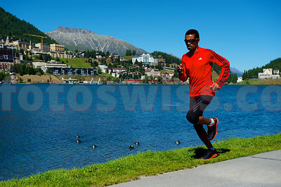 Tadesse Abraham Swiss Marathon Man photos