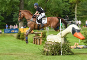 Ben Hobday and SHADOW MAN II, Equitrek Bramham Horse Trials 2018
