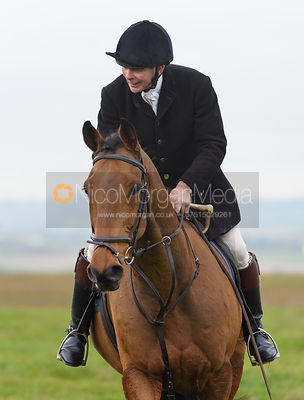 William Bevin - Quorn Hunt Opening Meet 2016