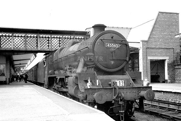 (Jubilee) 45565  Bridlington