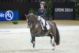 Dujardin,Charlotte  with Valegro
