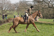 Avon Vale Hunt, Neston Park 22 March 2012