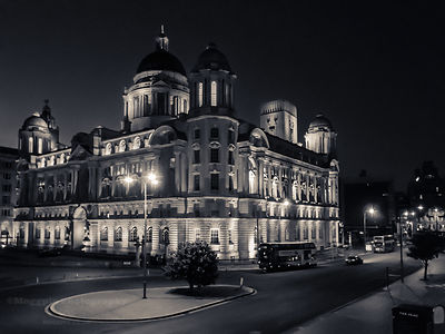 Image Gallery: The Port of Liverpool Building
