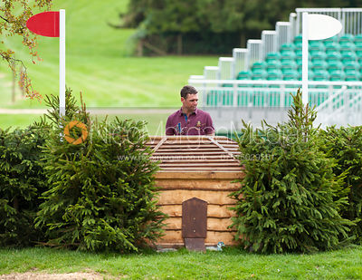 - Burghley horse Trials 2011