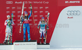 AUDI FIS World Cup Ladies' GIANT SLALOM
