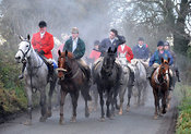 14th December, 2008. The 14th annual Dunsany Chase.The popular pre-Christmas event has been raising funds for local schools a...