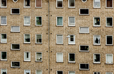 Copenhagen apartment building