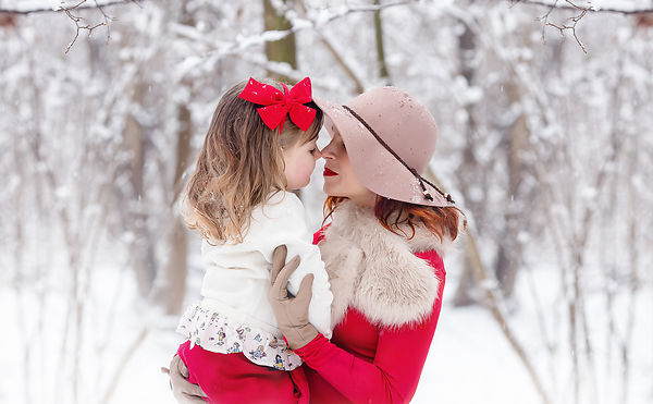 love_mama_in_the_snow
