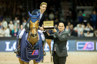 LONGINES FEI WORLD CUP™ JUMPING