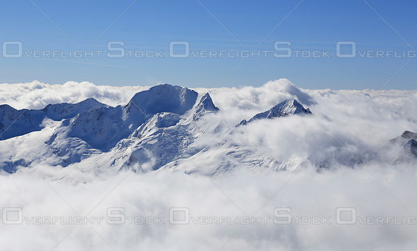 Mount Hamill and Mount Toby Purcell Range BC