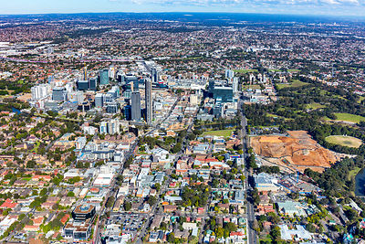 North Parramatta