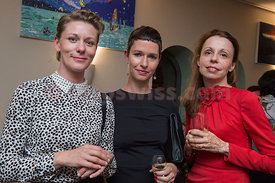 St.Moritz Art Masters 2014.Mercedes Benz Opening Night Event